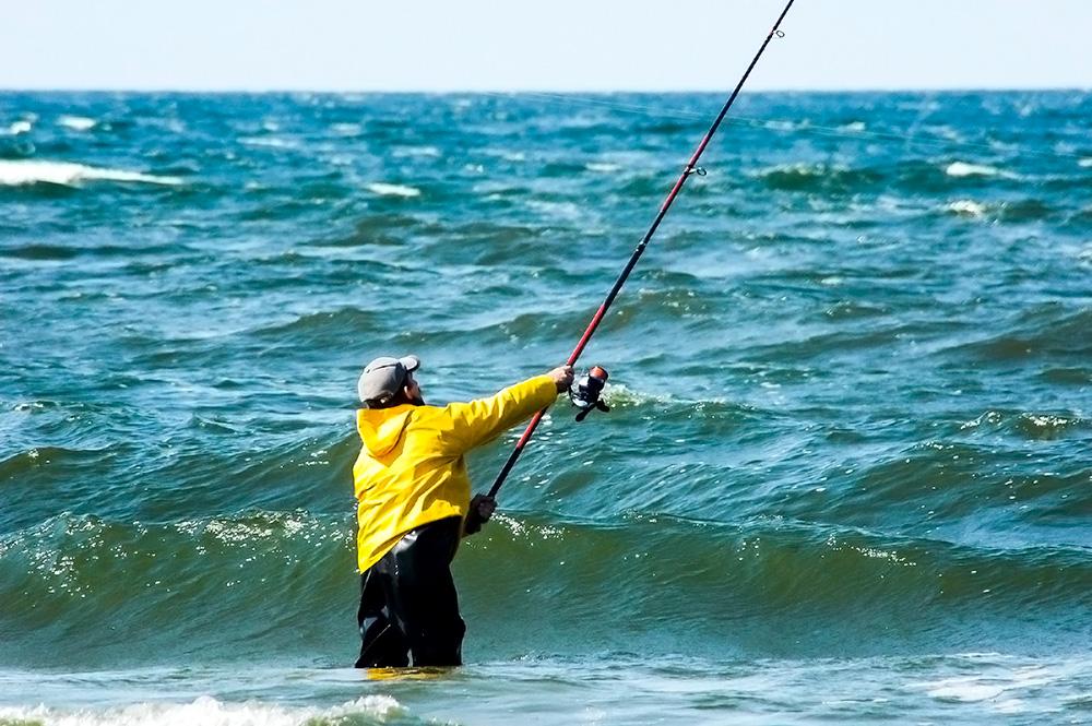 Wędkarstwo w Kołobrzegu