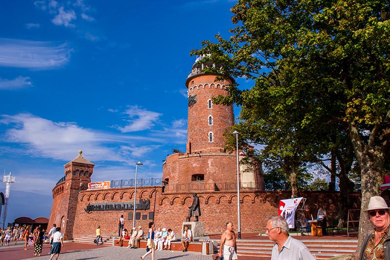 Żeglarstwo w Kołobrzegu
