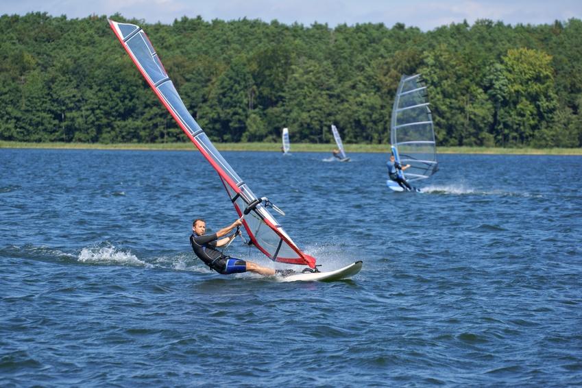 Windsurfing w Kołobrzegu